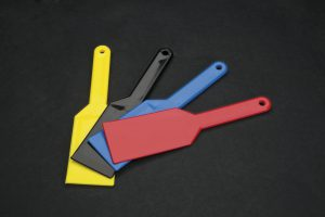 Plastic Ink Knives